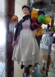 Royal Doulton Balloon Seller Lady