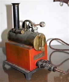 Weeden & Weeden MFG. Co. Toy Steam Engine