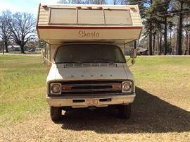 1976 Dodge Shasta RV