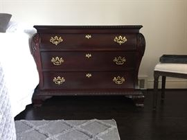 Two Century Bedside tables.  $800