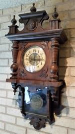 Another German Wall Clock