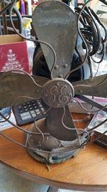 Great Brass GE Fan