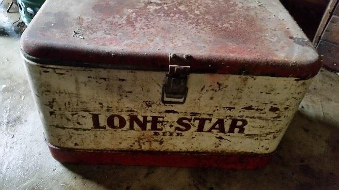 Lone Star Beer Cooler