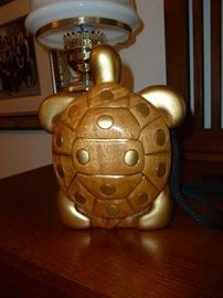 Crazy Turtle purse