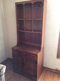 Ethan Allen chest and hutch
