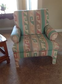 southwest upholstered chair