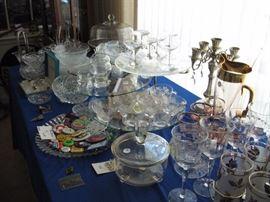 Great glassware items