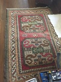 several great rugs
