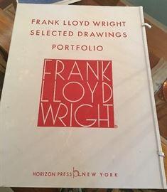 Frank Lloyd Wright portfolio Vol. II