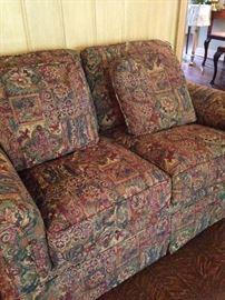 Companion (like-new) Massod love seat