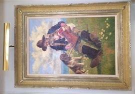 John DeMott (Gorgeous Painting!)