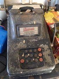 Antique Sundstand Cash Register