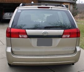 2005 Toyota Sienna w/173,000 Miles (Vin: 5TDZA23C75S315341)