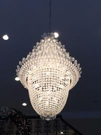 SCHONBEK Trillian Collection Chandelier.