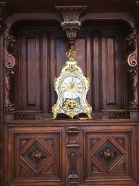 """19th Century Renaissance Revival """"Buffet a Deux Corps""""."""