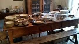 Farm table sold