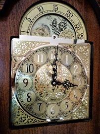 Ridgeway Grandfather Clock #85023186