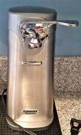 Cuisinart Stainless Can Opener