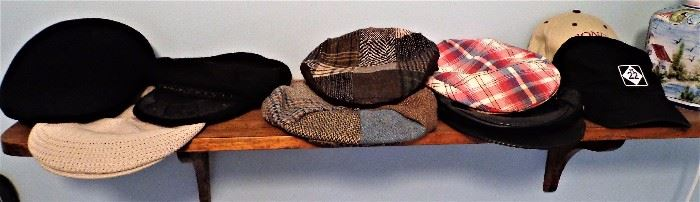 Other Men's Cabbies & Ball Hats