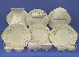 Irish Belleek porcelain