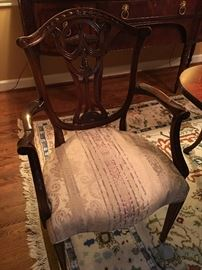 Ardley Hall chairs - set of 8