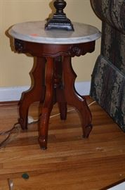 Quality Round Marble Top Table