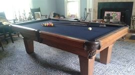 Pool table, another man cave/ must have party game!!