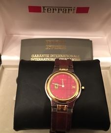 Ferrari Ladies Watch