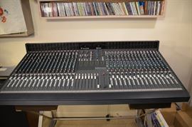 Soundcraft Ghost 32ca. mixing board