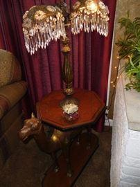 Unique Camel Table Lamp