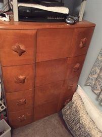dresser vintage mid century items