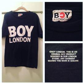 vintage Boy London tee original