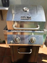 Nearly new Grill