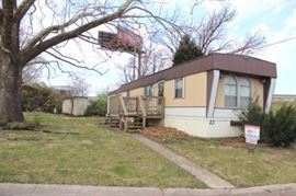 Court Ordered Sale of 1975 Eagle Mobile Home at www.bidmayo.com
