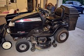 At 7PM: Craftsman Lawn Tractor
