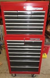 Big Craftsman Tool Box