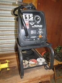 Farmhand 115 wirefeed welder