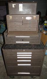 Wow Nice Old School Triple Kennedy Box