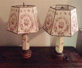 Brook Imari lamps