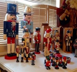 Brook Nutcrackers
