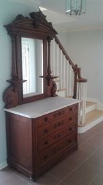 Grand Eastlake dresser