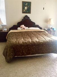 Wonderful Stanley king bedroom set