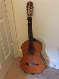 Ariana guitar.