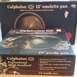 Calphalon  -  in original boxes