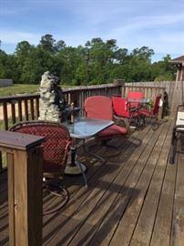Two patio set