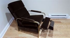 Burris Industries Mid-Century recliner
