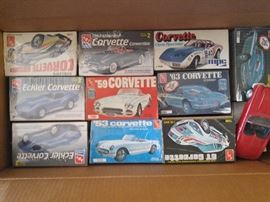 If you remember the owner Ralph Eckler : Ecklers Corvettes than you will want one of these start price in the box with plastic $50.00 each