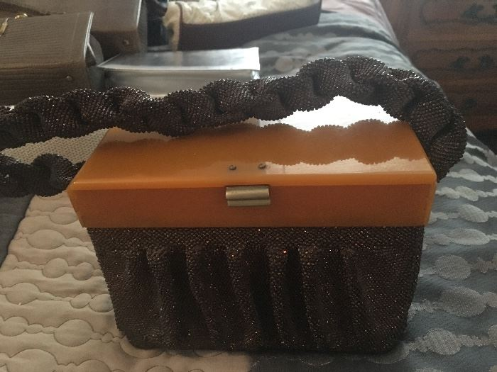 Very nice vintage Bakelite bag