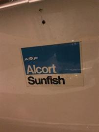AMF Alcort Sunfish
