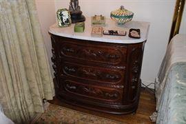 Really Nice 19th Century A.C. Richards - Cincinnati, Ohio Bedroom Piece.